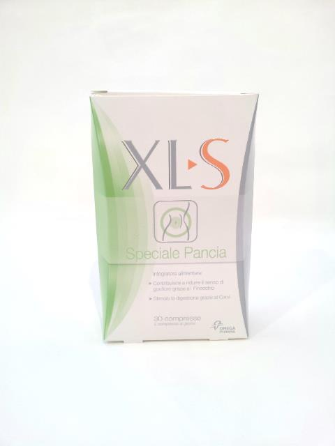 XLS SPECIALE PANCIA - 30 CAPSULE