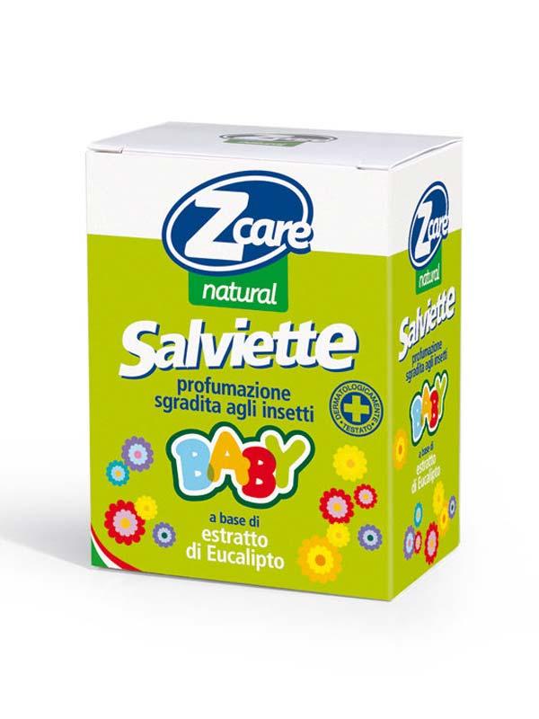 ZCARE NATURAL BABY SALVIETTE 10 PEZZI