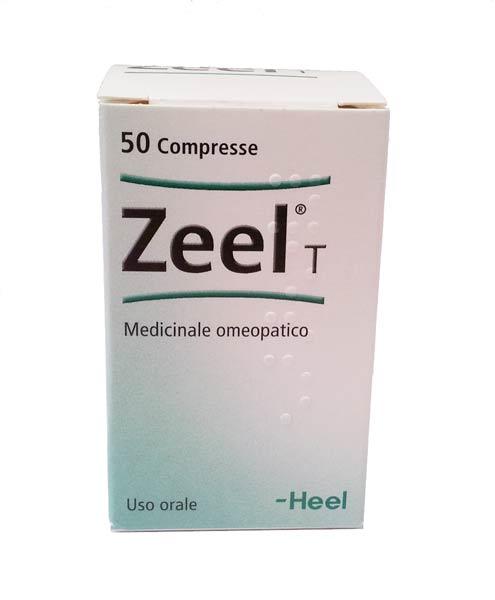 ZEEL T 50 COMPRESSE
