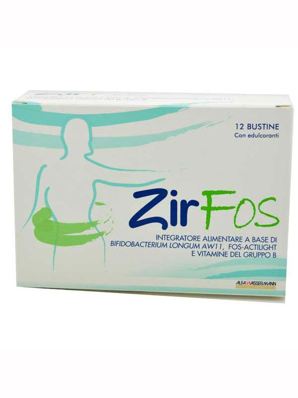 ZIR FOS 12 BUSTE DA 0,3 G