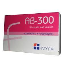 AB 300 LAVANDA VAGINALE 5 FLACONI DA 140 ML
