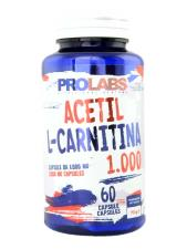 ACETIL L-CARNITINA 1000 60 CAPSULE