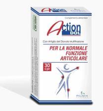 ACTION DOL INTEGRATORE ALIMENTARE PER LA NORMALE FUNZIONE ARTICOLARE - 30 COMPRESSE