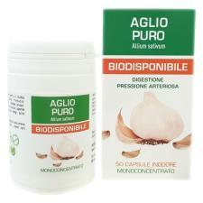 AGLIO PURO BIODISPONIBILE 50 CAPSULE DA 500 MG