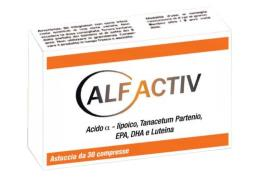 ALFACTIV INTEGRATORE ANTIOSSIDANTE - 30 COMPRESSE