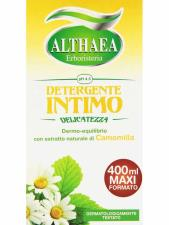 ALTHAEA IGIENE INTIMA  DETERGENTE CAMOMILLA 400 ML