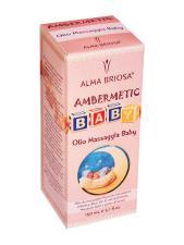 AMBERMETIC OLIO MASSAGGIA BABY 150 ML