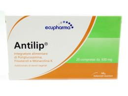 ANTILIP 20 COMPRESSE