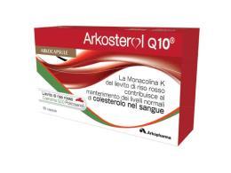 ARKOSTEROL Q10 - UTILE PER IL MANTENIMENTO DEI LIVELLI DI COLESTEROLO - 60 CAPSULE