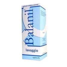 BALANIL LAVAGGIO - DETERGENTE SPECIFICO PER L'AREA GENITALE MASCHILE - 100 ML