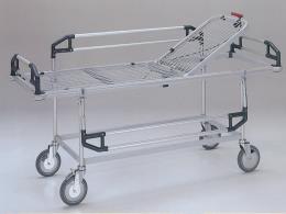 BARELLA PROFESSIONALE - con alzatesta regolabile e sponde laterali