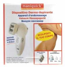 BEAUTY QUICK Massaggiatore Dermo Aspirante
