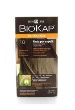 BIOKAP NUTRICOLOR TINTA 7.0 BIONDO MEDIO 140 ML