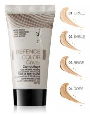 BIONIKE DEFENCE COLOR COVER CAMOUFLAGE FONDOTINTA FLUIDO SPF 20 02 SABLE 30 ML