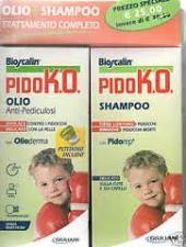BIOSCALIN PIDOKO SHAMPOO 150 ML + OLIO PIDOKO 75 ML