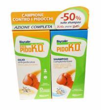 BIOSCALIN PIDOKO SHAMPOO COMPLEMENTARE 150 ML + OLIO NEO-PIDOKO TRATTAMENTO ANTI PIDOCCHI - 75 ML