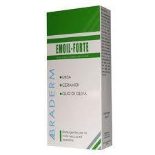 BRADERM EMOIL FORTE 400 ml