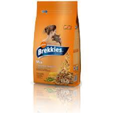 BREKKIES CAT MIX POLLO GR.1500 - 6 CONFEZIONI