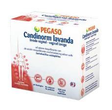 CANDINORM LAVANDA VAGINALE AD AZIONE RIEQUILIBRANTE 4 FLACONI DA 10 ML