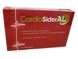 CARDIO SIDERAL 20 CAPSULE
