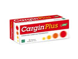 CARGIN PLUS 12 FLACONCINI