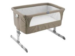 CHICCO LETTINO NEXT2ME - DOVE GREY
