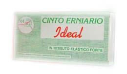 CINTO ERNIARIO SINISTRO - MISURA CIRCONFERENZA 105 CM