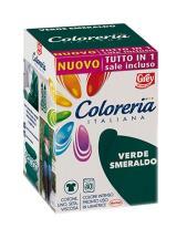 COLORERIA ITALIANA VERDE SMERALDO 350 G