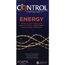 CONTROL ADAPTA ENERGY 6 PROFILATTICI