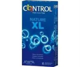 CONTROL ADAPTA NATURE XL 6 PROFILATTICI