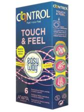 CONTROL TOUCH AND FEEL EASY WAY 6 PROFILATTICI