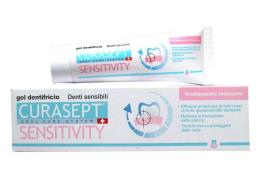 CURASEPT SENSITIVITY GEL DENTIFRICIO TRATTAMENTO INTENSIVO - 50 ML