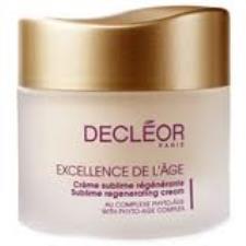 DECLEOR EXCELLENCE DE L'AGE - CREME SUBLIME REGENERANTE - 50 ML