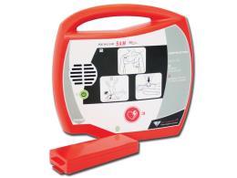 DEFIBRILLATORE AED RESCUE SAM - inglese