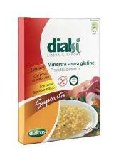 DIALSI MINESTRA SENZA GLUTINE SAPORITA - 75 G