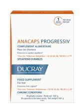 DUCRAY ANACAPS PROGRESSIV 30 CAPSULE DA 327 MG