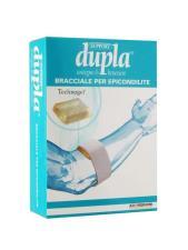 DUPLA SUPPORT BRACCIALE PER EPICONDILITE TAGLIA UNICA