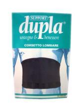 DUPLA SUPPORT CORSETTO LOMBARE TAGLIA 5