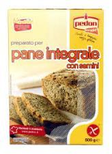 EASYGLUT PREPARATO PER PANE INTEGRALE SENZA GLUTINE - 500 G