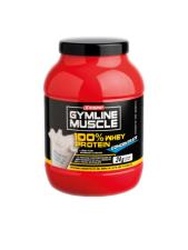 ENERVIT GYMLINE MUSCLE 100% WHEY PROTEIN CONCENTRATE GUSTO FIOR DI LATTE 700 G