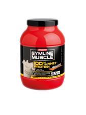 ENERVIT GYMLINE MUSCLE 100% WHEY PROTEIN ISOLATE GUSTO MANDORLA 700 G
