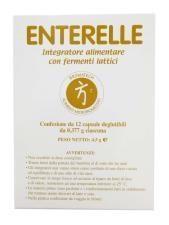 ENTERELLE integratore BROMATECH 12 CAPSULE