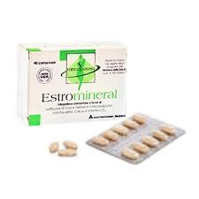 ESTROMINERAL - DISTURBI DELLA MENOPAUSA - 20 COMPRESSE