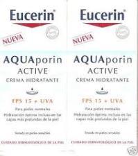 EUCERIN AQUAPORIN ACTIVE FP 15+ PROTEZIONE UVA 40 ml