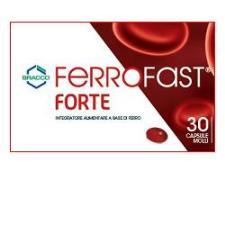 FERROFAST FORTE INTEGRATORE ALIMENTARE DI FERRO - 30 CAPSULE MOLLI