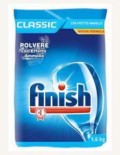 FINISH CLASSIC RICARICA IREGOLARE 1,6 KG