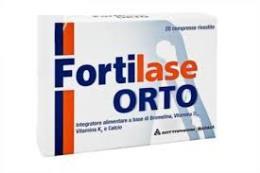 FORTILASE ORTO - ANTINFIAMMATORIO NATURALE - 20 COMPRESSE