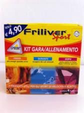 FRILIVER SPORT KIT GARA-ALLENAMENTO SPRINT - 4 BUSTE