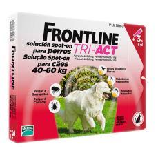 FRONTLINE TRI ACT SPOT ON CANI DA 40 60 KG 3 PIPETTE DA 6 ML