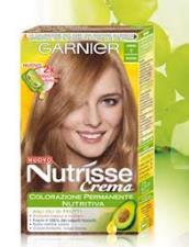 GARNIER NUTRISSE CREMA BIONDO AMBRA N. 7 - 110 ML